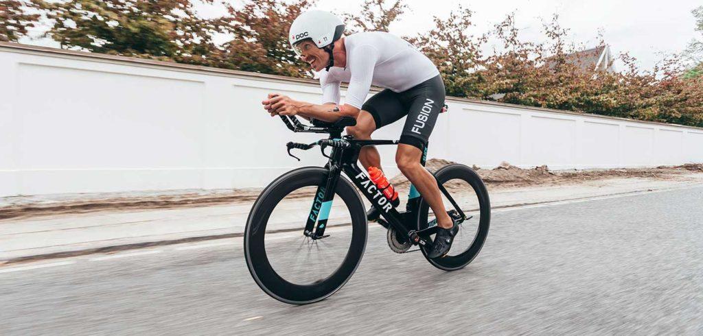 Chris Fischer - Factor bike