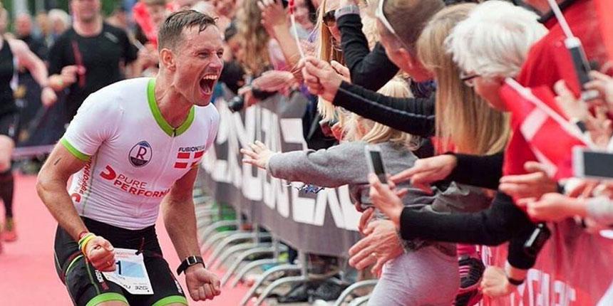 Chris Fischer - vinder af Challenge Billund